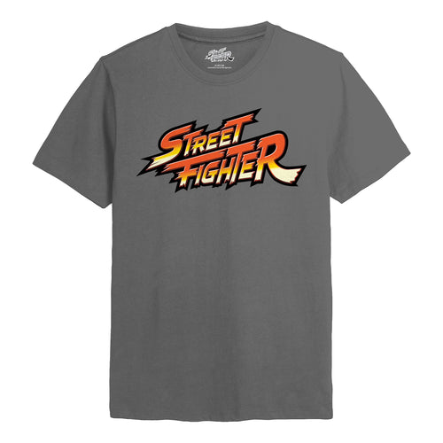 Street Fighter Logo T-shirt