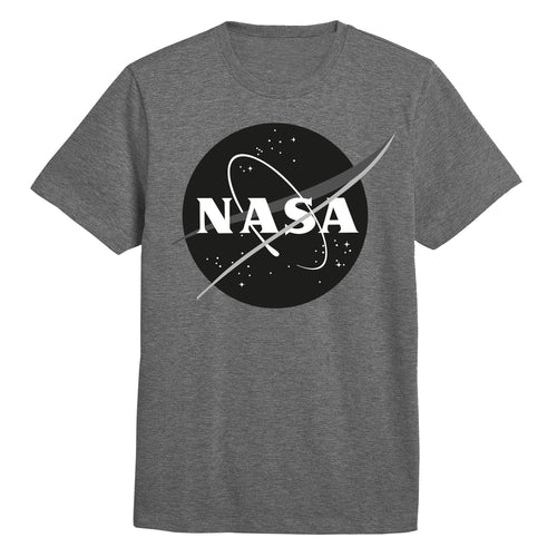 Nasa Meatball Dark Grey Tee