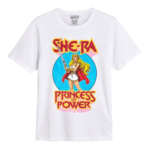 Masters of the Universe She-Ra Princess of Power T-shirt