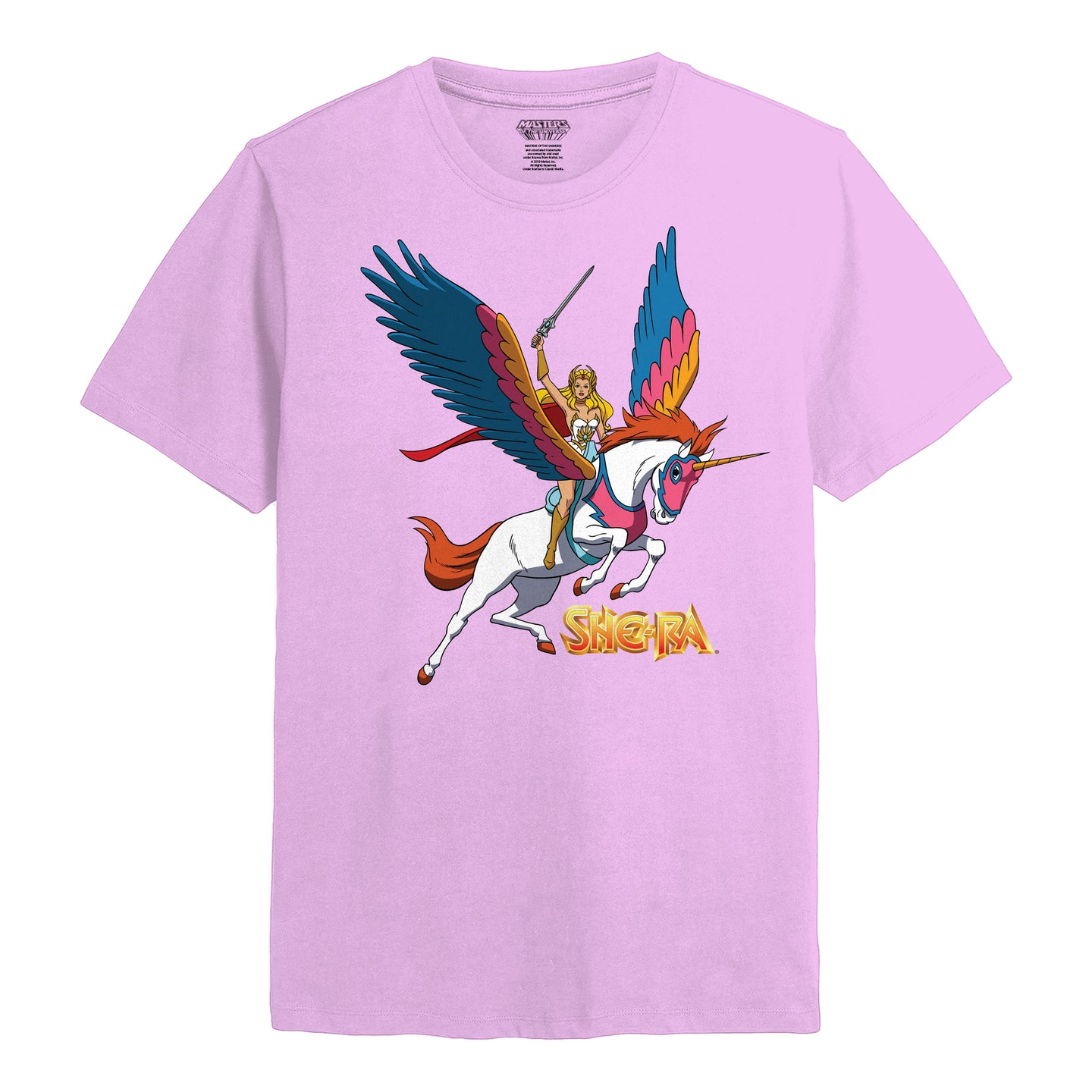 Masters of the Universe She-Ra Pink T-shirt