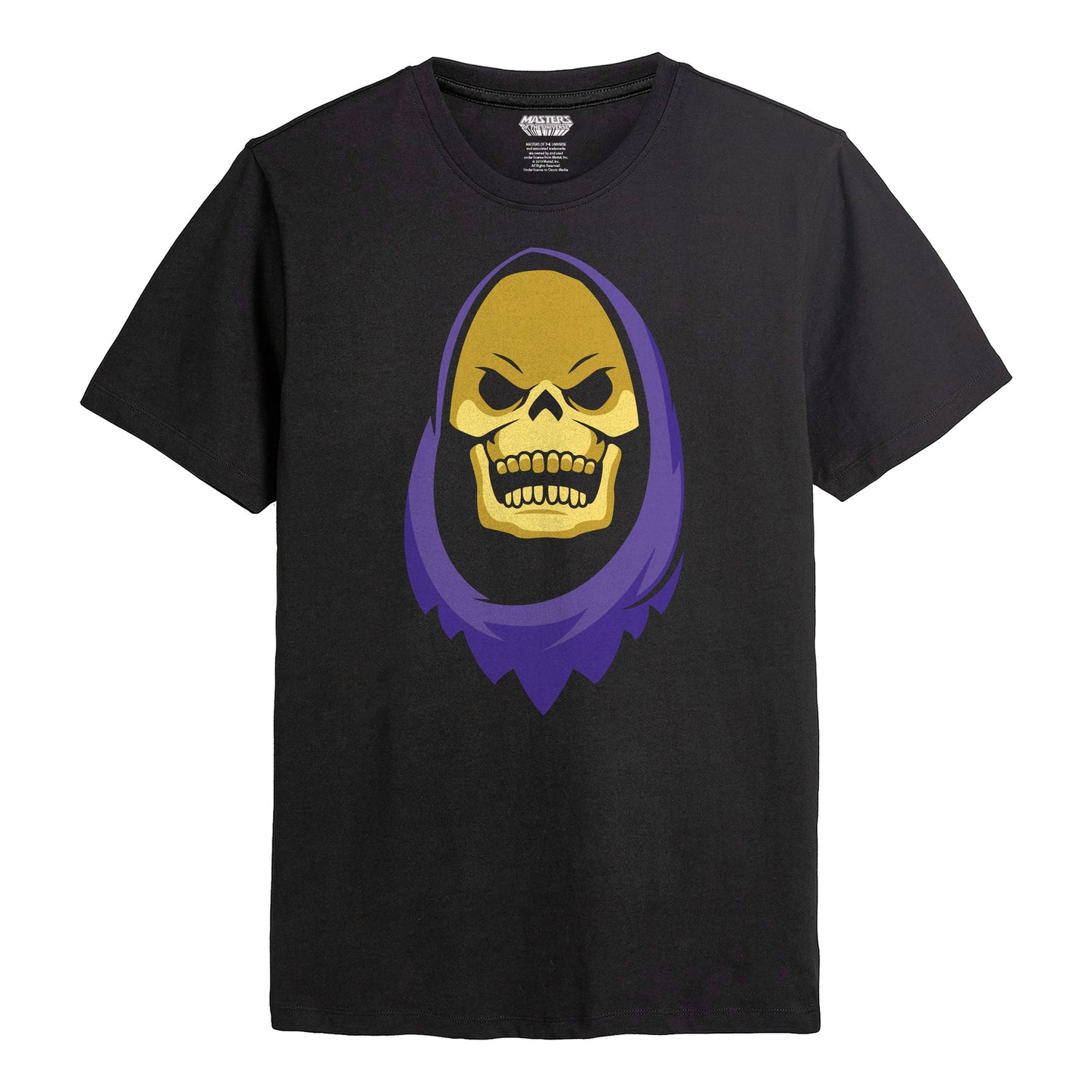 Masters of the Universe Skeletor Face T-shirt