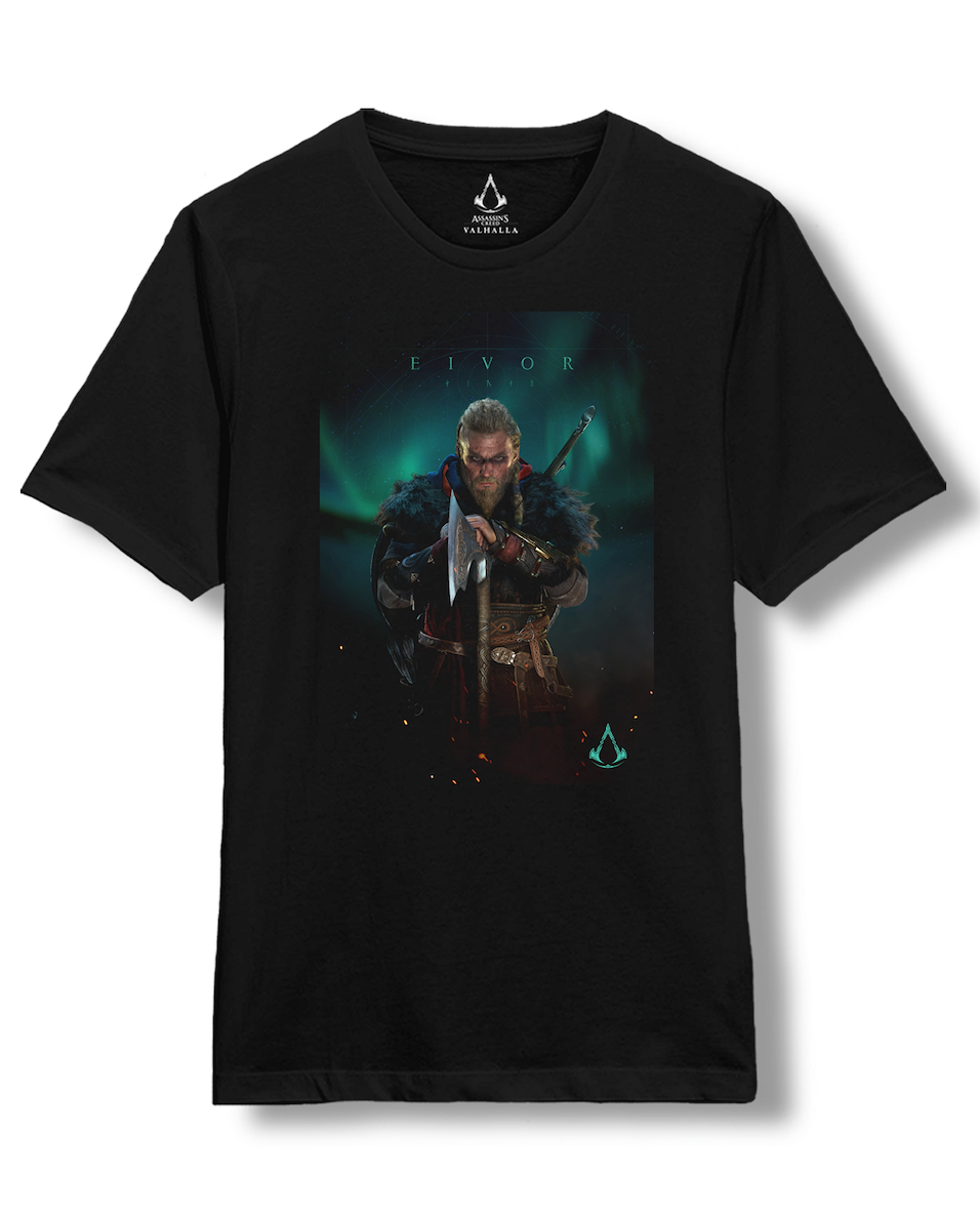 Assassins Creed Valhalla Ivor T-Shirt