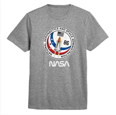 NASA Rocket Logo T-shirt
