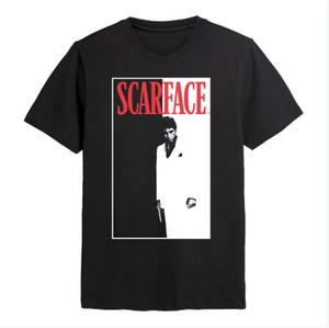 Scarface Cover T-shirt