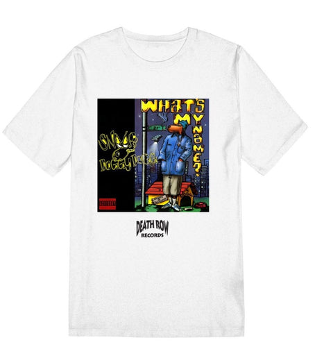 Death Row Whats My Name Black Tee