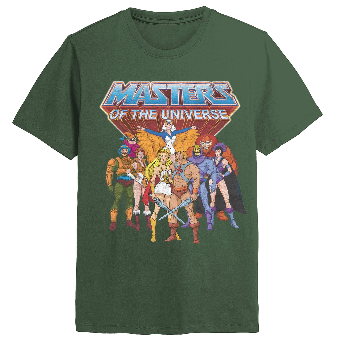 Motu Group pose Green Men's Tee