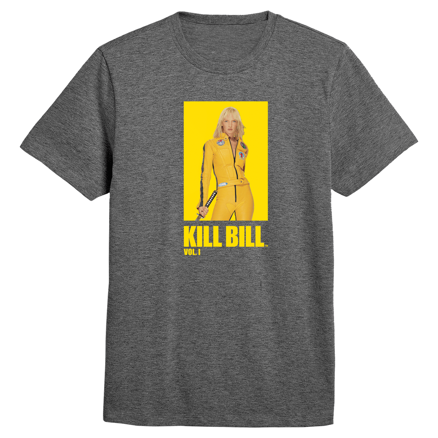 Kill Bill Dark Heather Tee