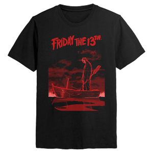 Friday the 13th Black Tee