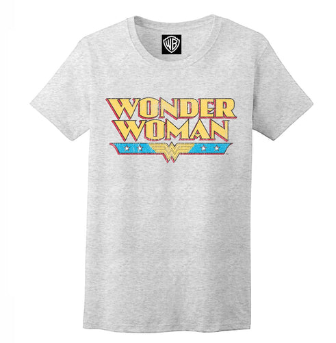 Wonder Women Grey T-shirt