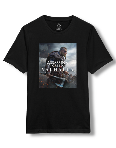 Assassins Creed Valhalla Cover T-Shirt