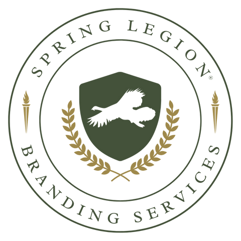 Spring Legion Branding Service, Outdoor, How to make outdoor brand, how to make website, outdoors
