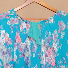 Load image into Gallery viewer, Lauren Conrad Floral Blouse