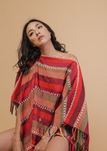 Load image into Gallery viewer, Tassel Poncho