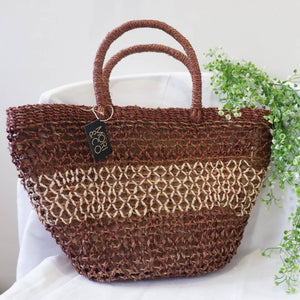 Large Abaca Bag