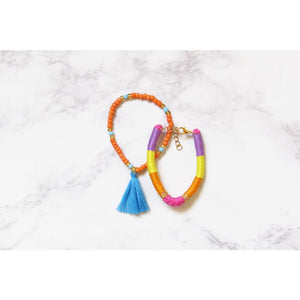 Besties Bracelet - Sunset Vibes - Accessories