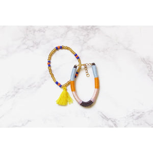 Besties Bracelet - Tequila Sunrise - Accessories