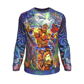 Abstract Dragon Ball Z Sweatshirt