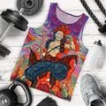 Abstract Eijiro Kirishima Premium Tank Top
