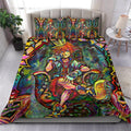 Abstract Sora Kingdom Hearts Bedding Set