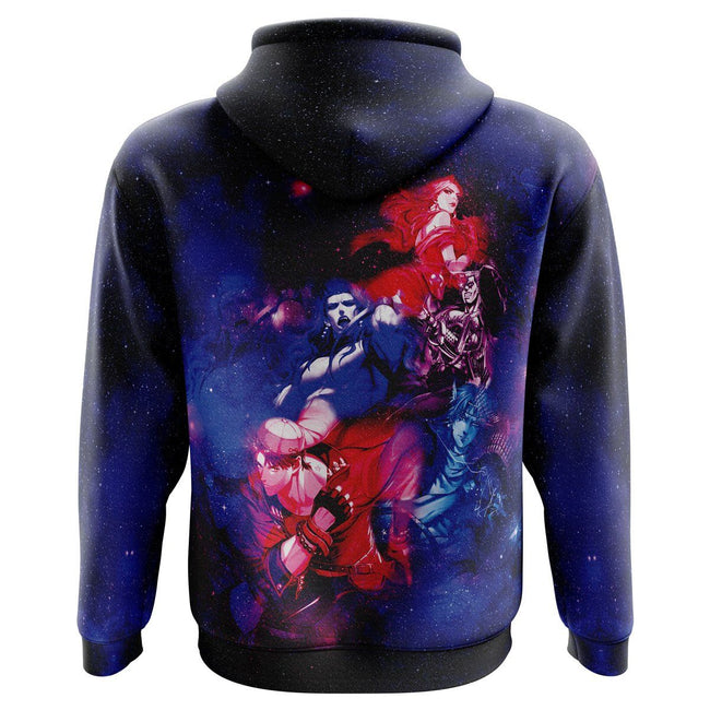 Astral Battle Tendency Jojo's Bizarre Adventure Hoodie
