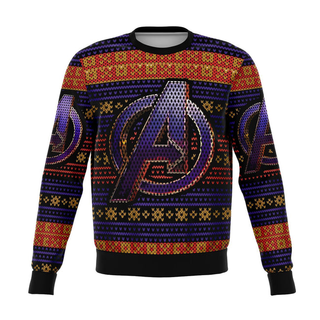 Avengers 3D Ugly Christmas Sweater