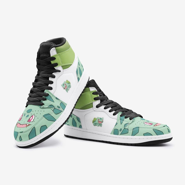 Bulbasaur Pokémon Custom J-Force™ Shoes