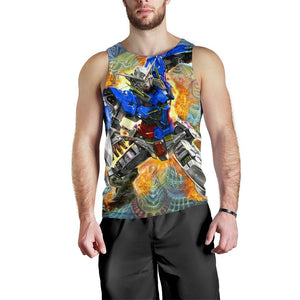 Burning Gundam Premium Tank Top