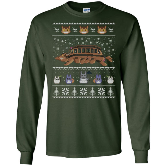 Catbus Ugly Christmas Sweater