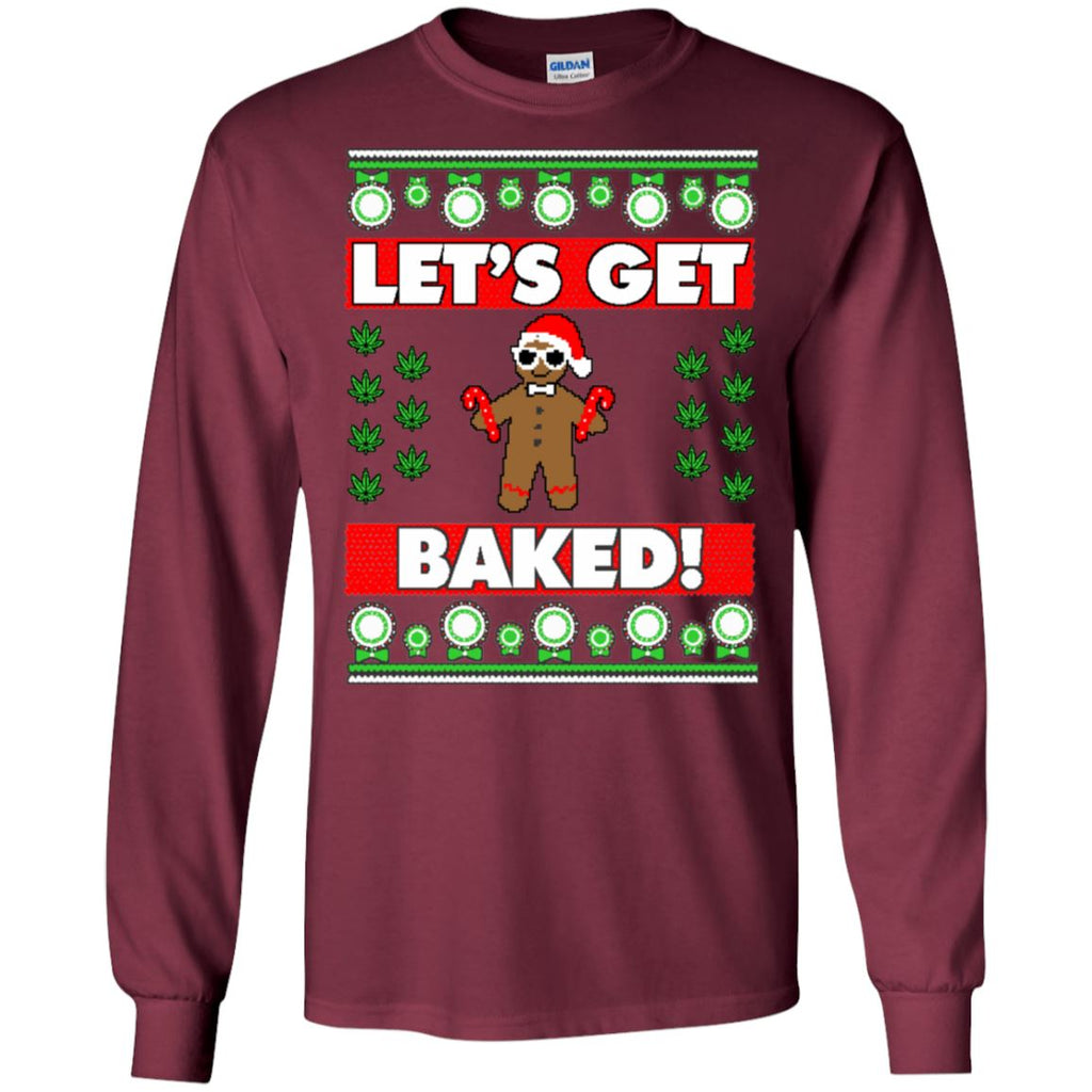 Christmas Ginger Bread Ugly Christmas Sweater