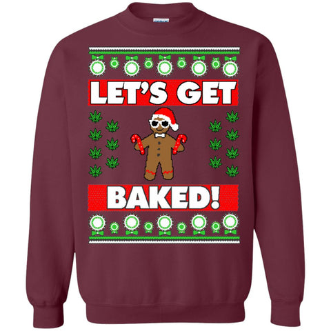 Image of Christmas Ginger Bread Ugly Christmas Sweater