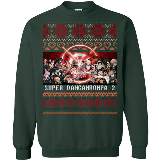 Danganronpa Ugly Christmas Sweater