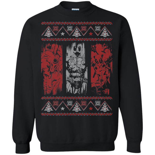 Deadpool Ugly Christmas Sweater