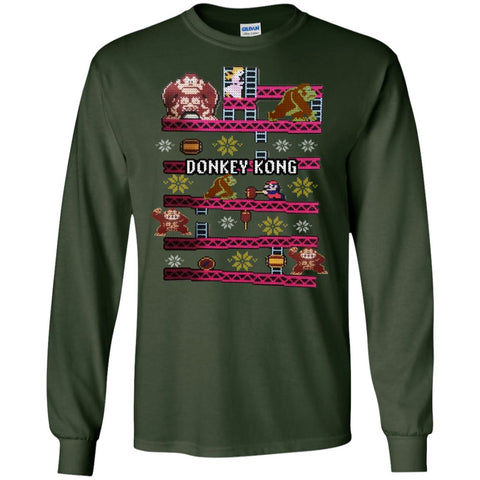 Image of Donkey Kong Ugly Christmas Sweater