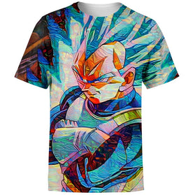 Dragon Ball Z Blazing Vegeta