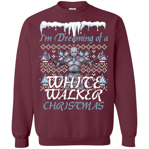 Image of Dreaming of a Walker Ugly Christmas Sweater