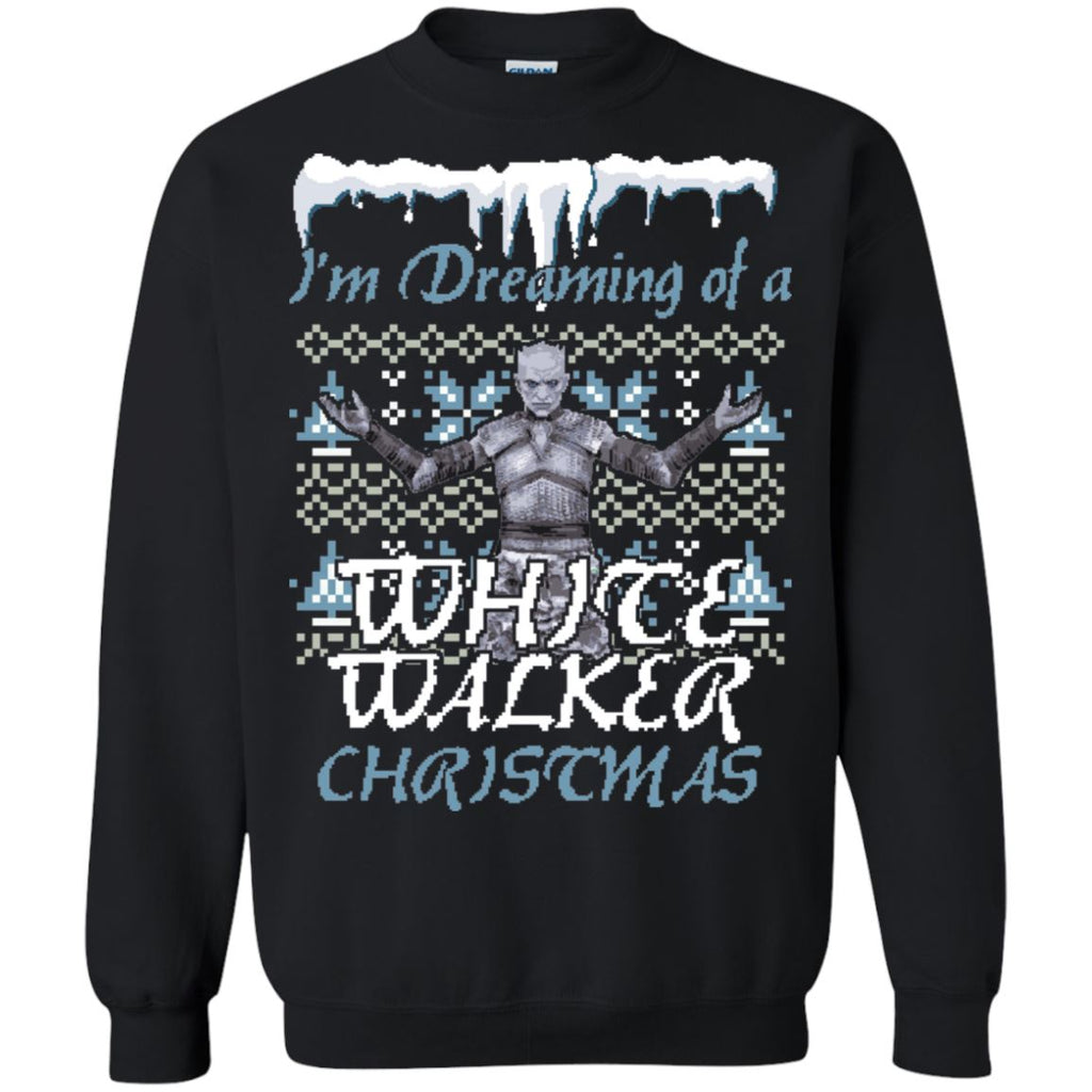 Dreaming of a Walker Ugly Christmas Sweater