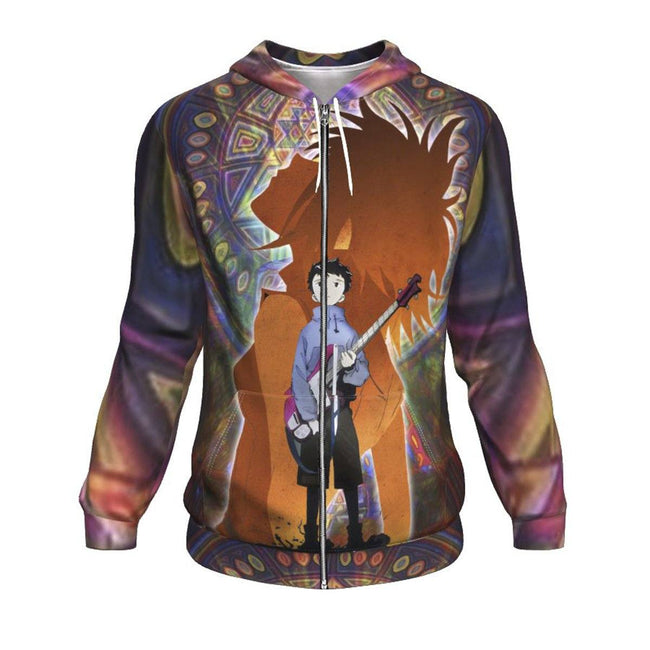 Electric FLCL Hoodie