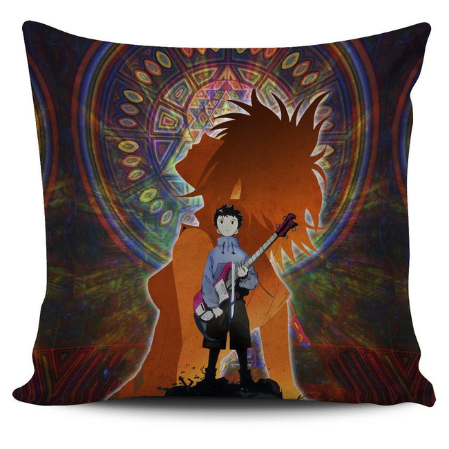 Electric FLCL Pillow Cover