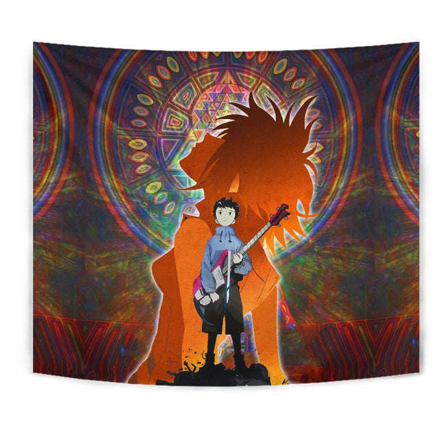 Electric FLCL Tapestry