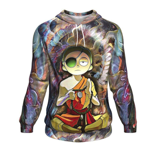 Enlightened Morty Hoodie