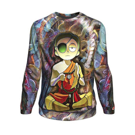 Enlightened Morty Sweatshirt