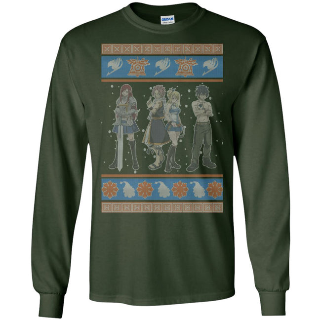 Fairy Tale Characters Ugly Christmas Sweater