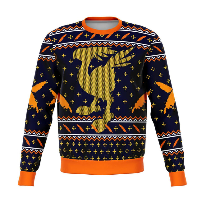 Final Fantasy Chocobo Premium Ugly Christmas Sweater