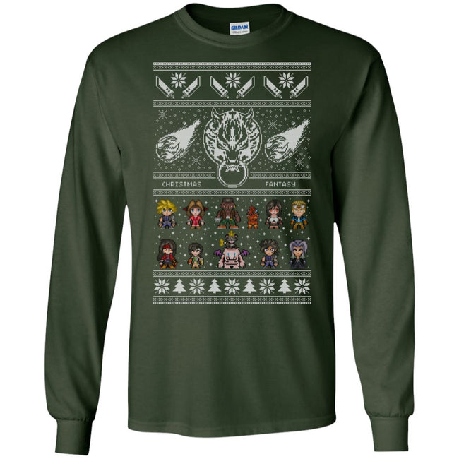 Final Fantasy VII Ugly Christmas Sweater
