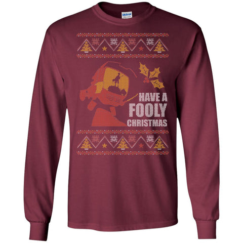 Image of FLCL Fooly Christmas Ugly Christmas Sweater