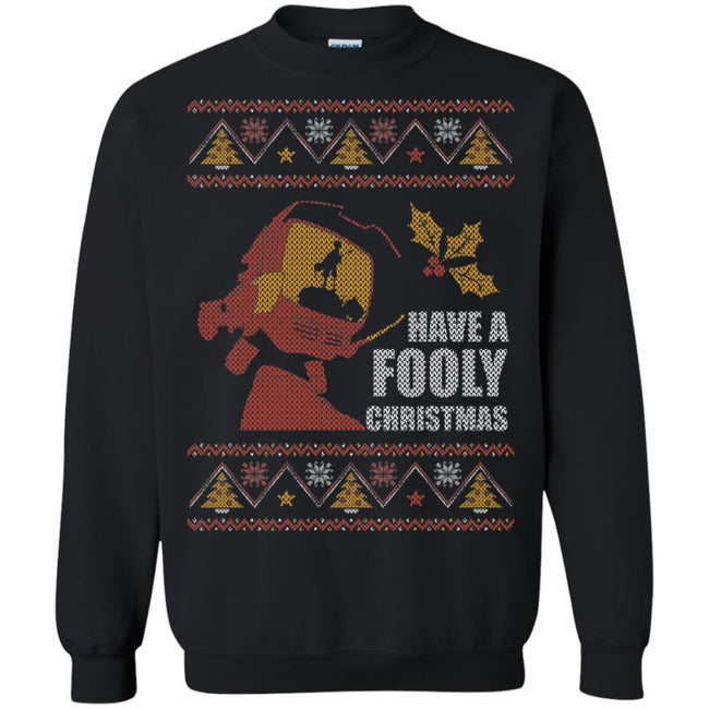 FLCL Fooly Christmas Ugly Christmas Sweater