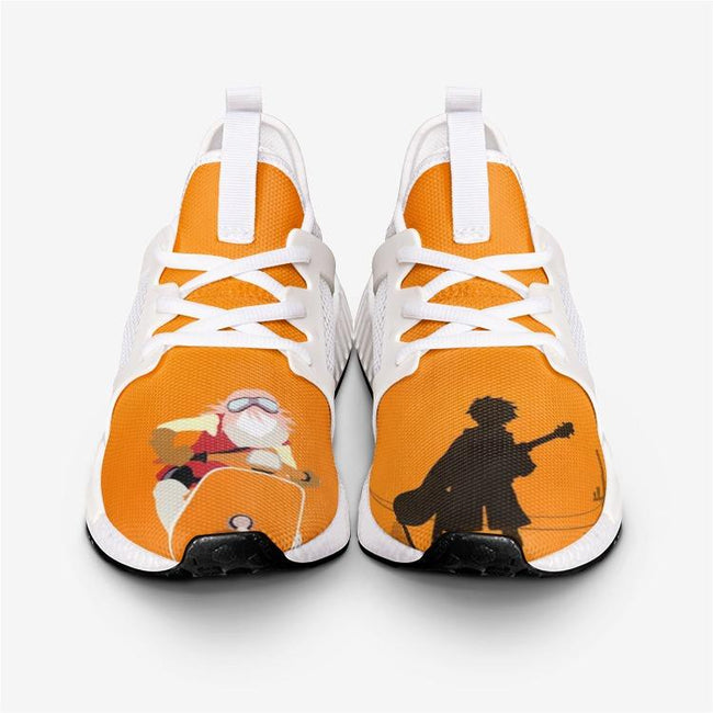 FLCL Fooly Cooly SILHOUETTE Custom Nomad™ Shoes