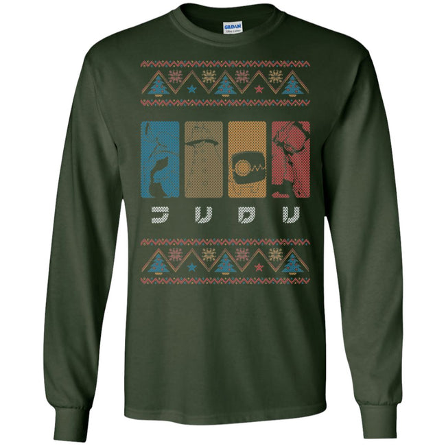 FLCL Ugly Christmas Sweater
