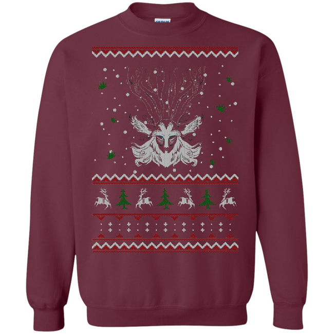 Forest Spirit Ugly Christmas Sweater