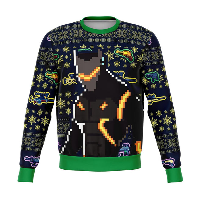 Fortnite 3D Ugly Christmas Sweater